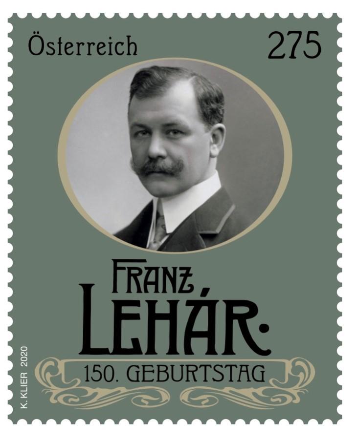 150 Jahre Franz Lehár – wir gratulieren von Herzen