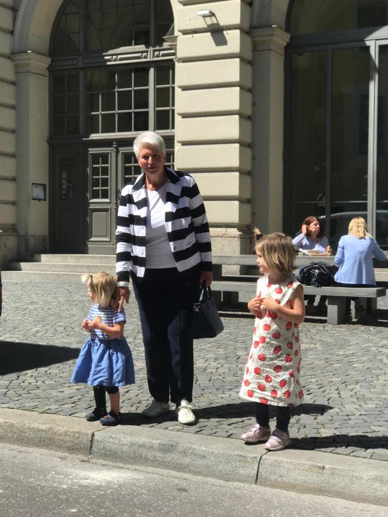 München erleben mit den Enkelkindern